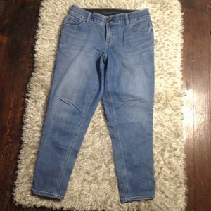 Lane Bryant Skinny Jeans Size 16